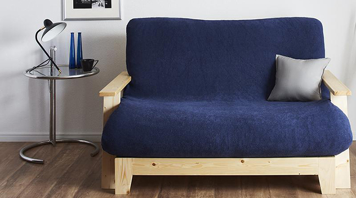 布団カバーを変えれば、お部屋の雰囲気もイメージチェンジ!いつでも自由自在に楽しめます。