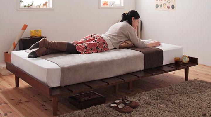 ロータイプだから、圧迫感がなくお部屋も開放的に感じます!