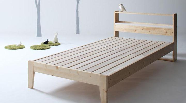 シンプルかつ素材の優しさを感じるデザイン!素材の色そのままのナチュラル感。