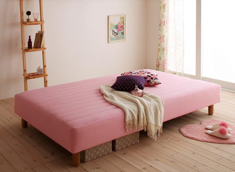 かわいいベッド