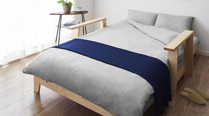 ベッドスタイル。