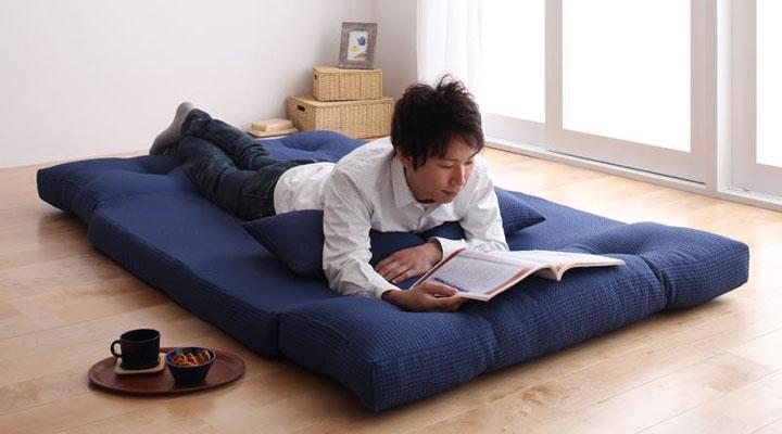 ちょっと読書に丁度いい。