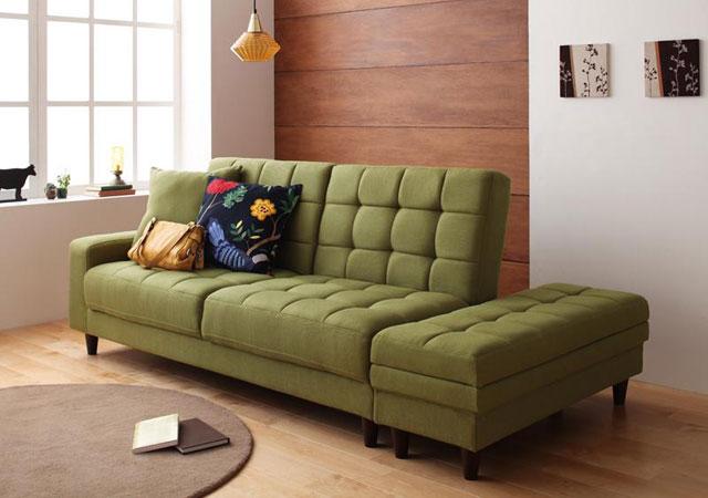 セパレート式ソファーベッド