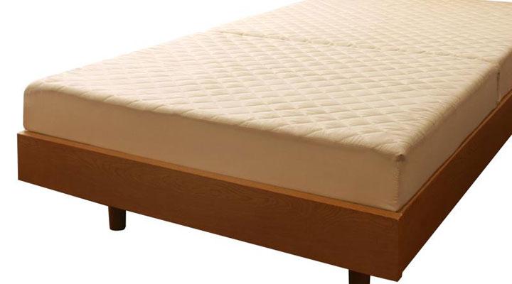 ベッドマットレスとして。