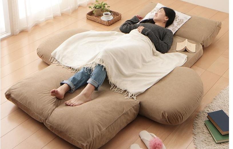 昼寝に良いベッド