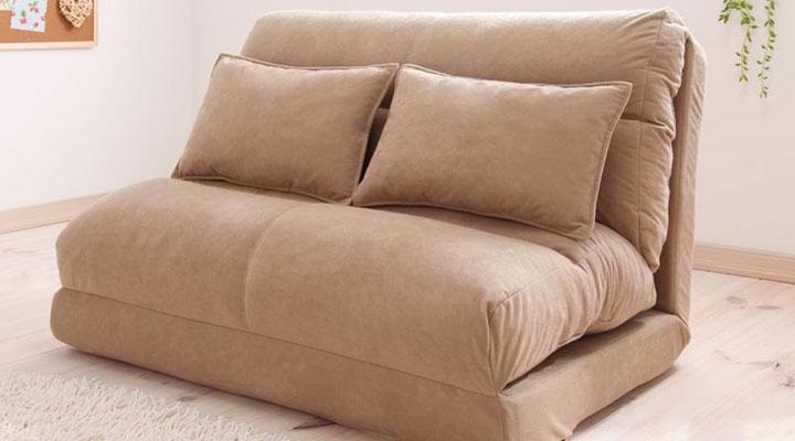 省スペース用ソファー。