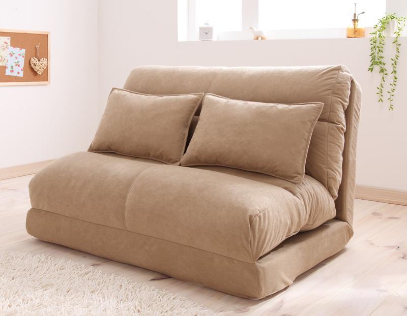 落ち着いたソファー
