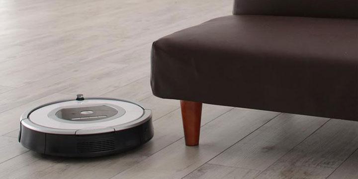 お掃除ロボット対応。