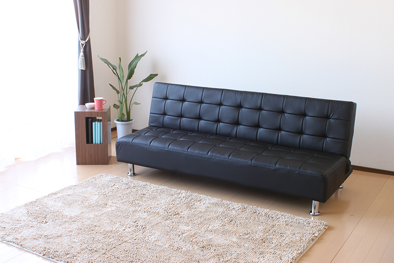 シンプルソファーベッド