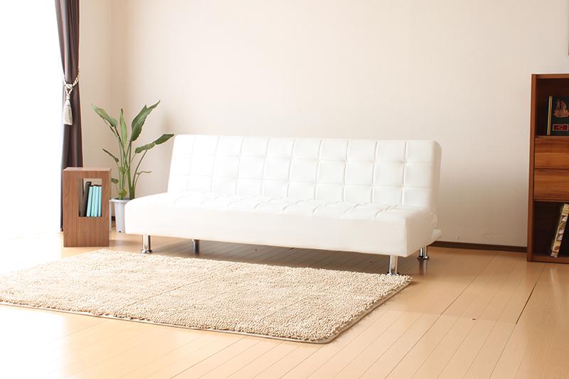 綺麗なソファー