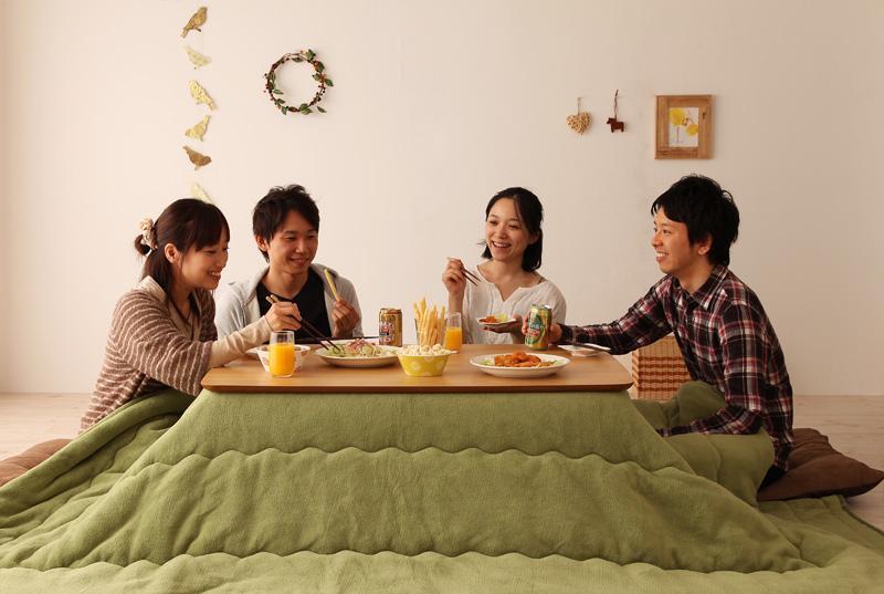 来客に丁度いいテーブル