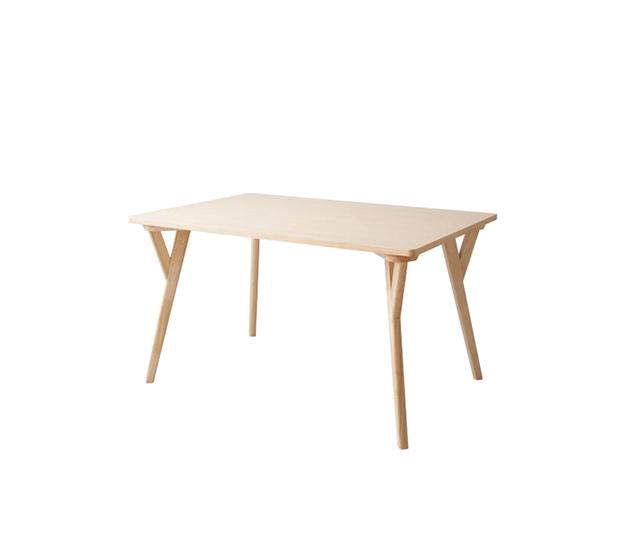 北欧デザインテーブル120cm