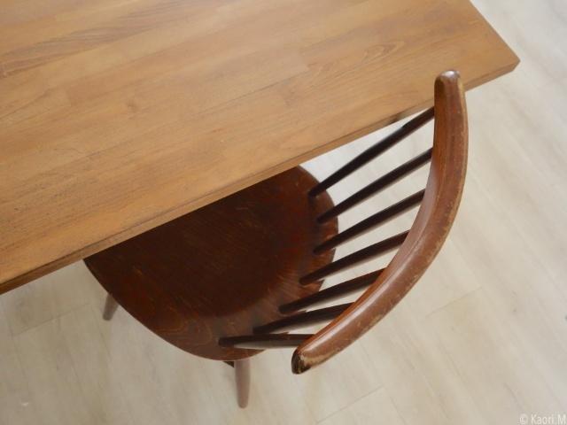 木の温もりを感じる家具を揃えれば北欧風にしやすい