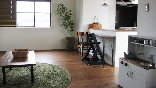床を意識してみよう!おしゃれ部屋の作り方を考えるコーディネートのコツ