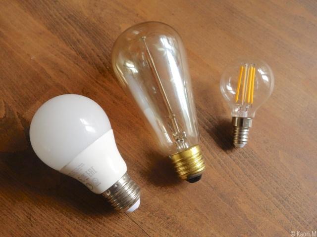 色×照明器具×部屋の機能で電気を使い分ける