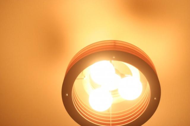 賃貸でも簡単取り付け可能!覚えておくべき照明3種類
